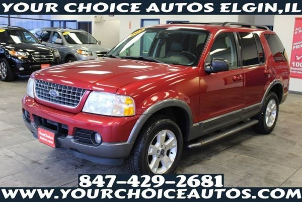 Ford Explorer 2003 $4499.00 incacar.com