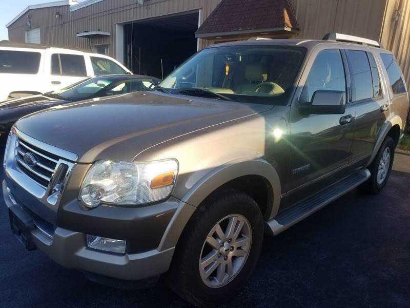 Ford Explorer 2006 $6999.00 incacar.com