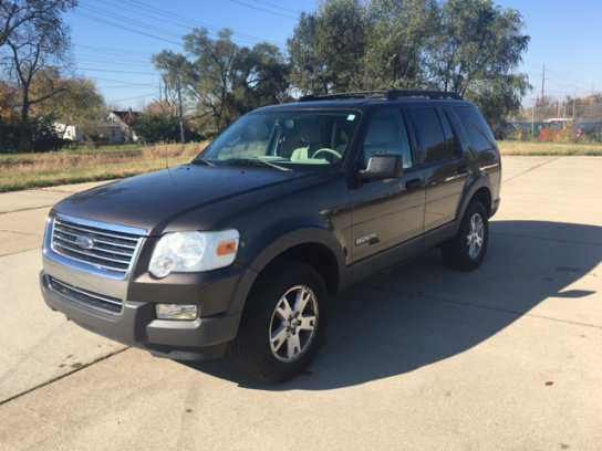 Ford Explorer 2006 $3995.00 incacar.com