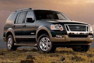 Ford Explorer 2007 $5616.00 incacar.com