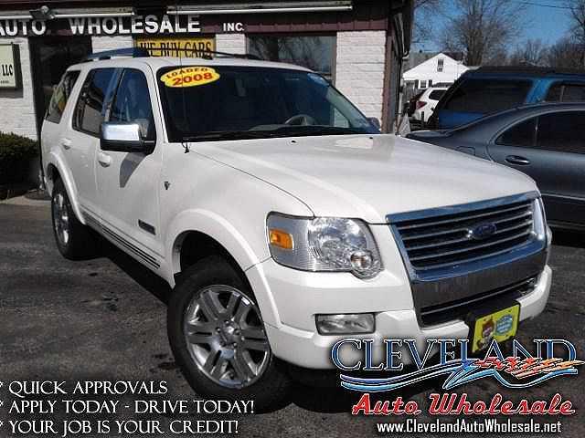 Ford Explorer 2008 $11950.00 incacar.com