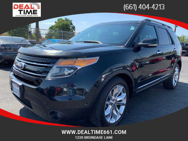 Ford Explorer 2011 $16995.00 incacar.com