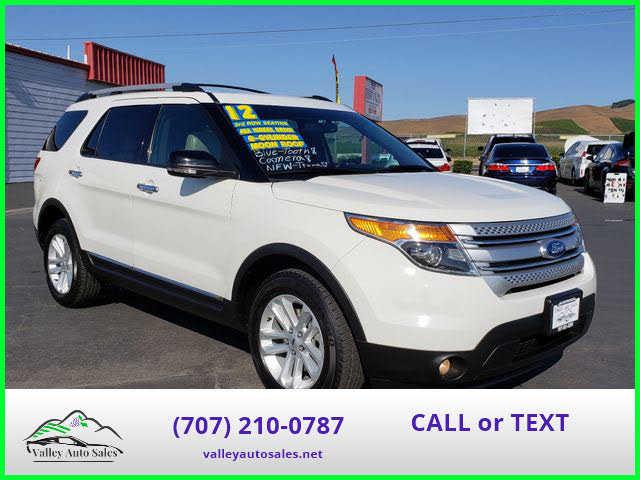 Ford Explorer 2012 $15750.00 incacar.com