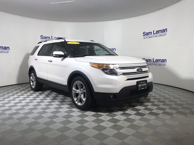 Ford Explorer 2013 $15300.00 incacar.com