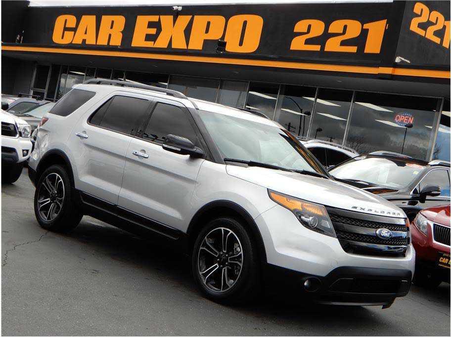Ford Explorer 2013 $18998.00 incacar.com