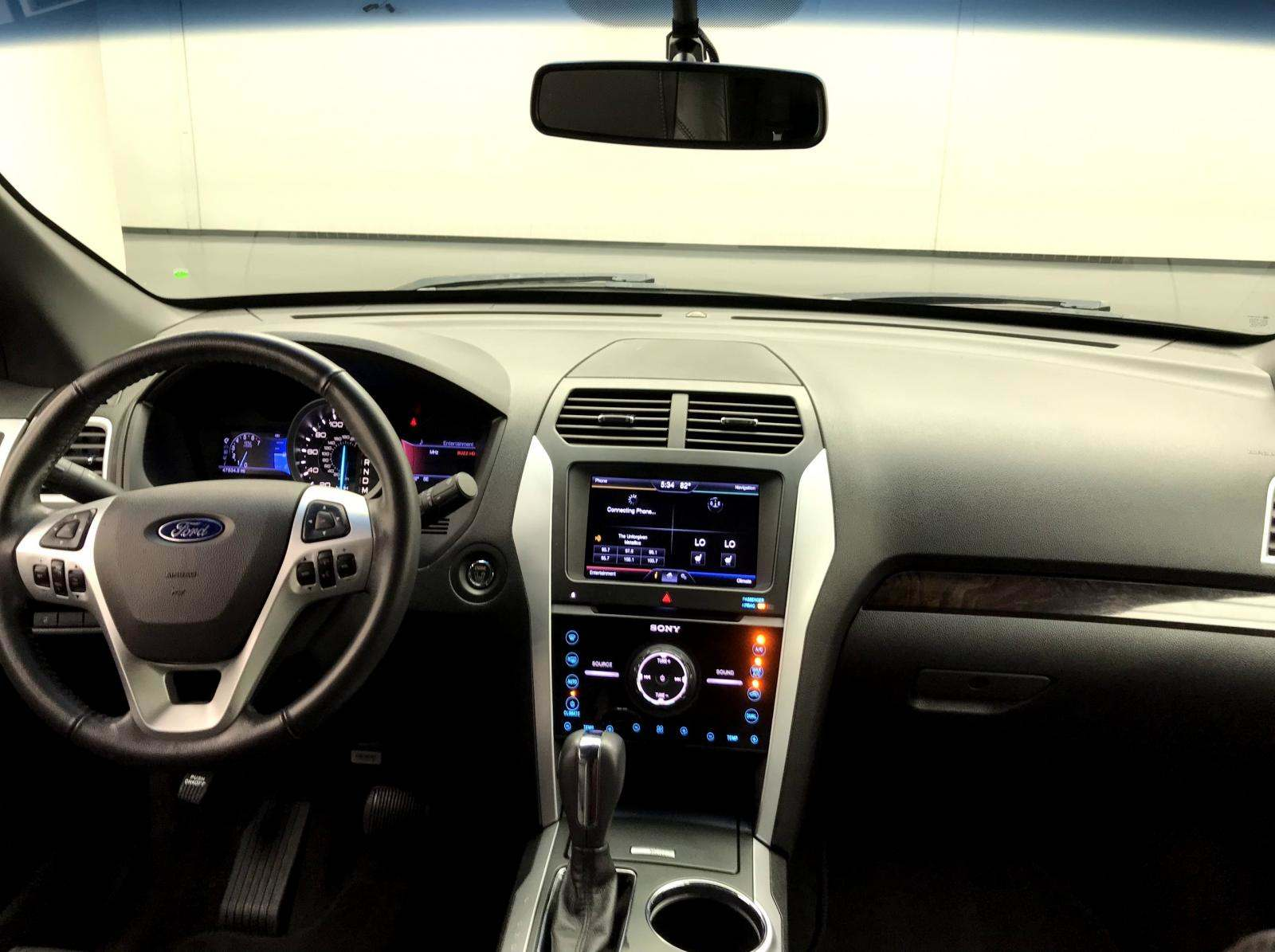 used Ford Explorer 2013 vin: 1FM5K7F85DGB13974