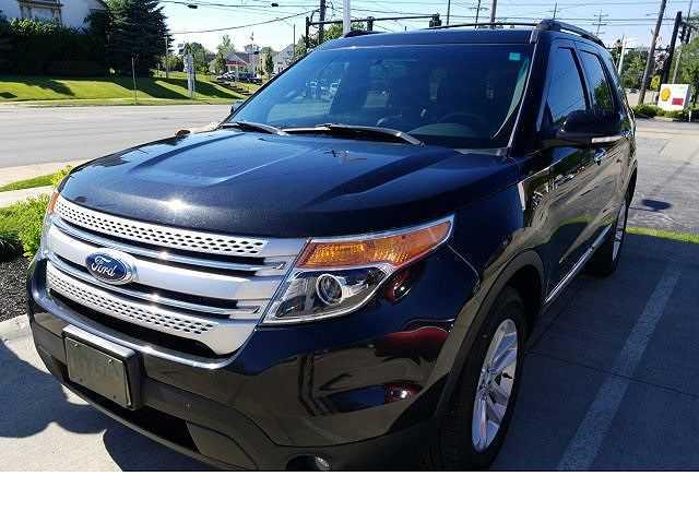 Ford Explorer 2014 $17481.00 incacar.com