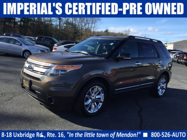 Ford Explorer 2015 $22788.00 incacar.com