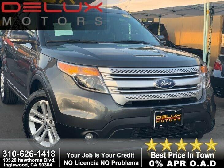 Ford Explorer 2015 $8594.00 incacar.com