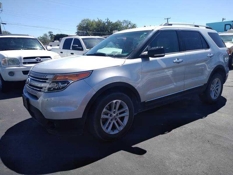 Ford Explorer 2015 $159950.00 incacar.com