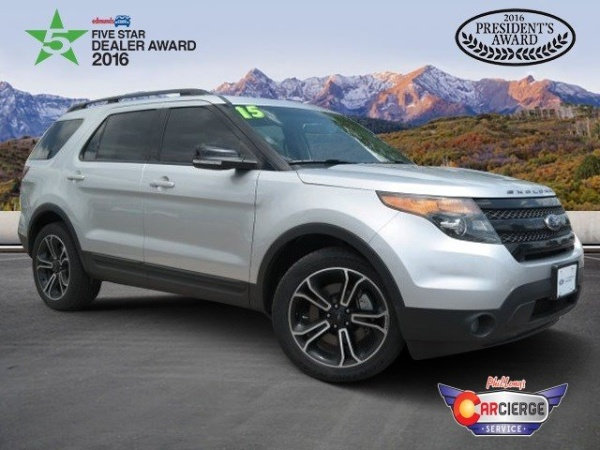Ford Explorer 2015 $29991.00 incacar.com