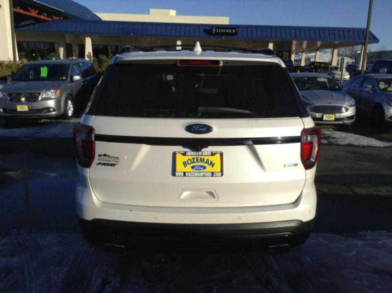 Ford Explorer 2016 $30970.00 incacar.com