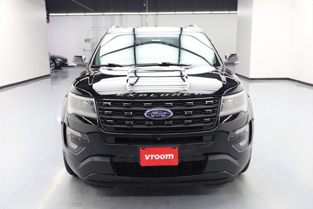 used Ford Explorer 2016 vin: 1FM5K8GT0GGC65366