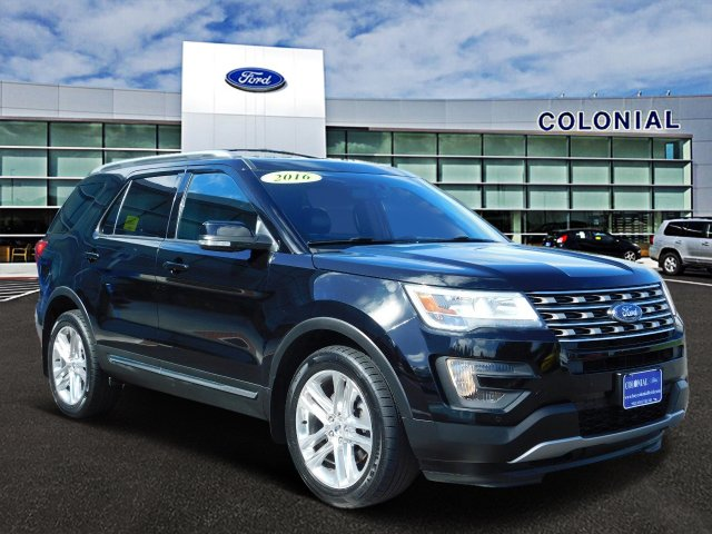 used Ford Explorer 2016 vin: 1FM5K8D80GGA22303