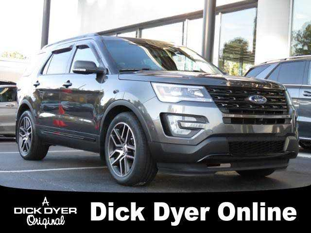 Ford Explorer 2016 $34989.00 incacar.com