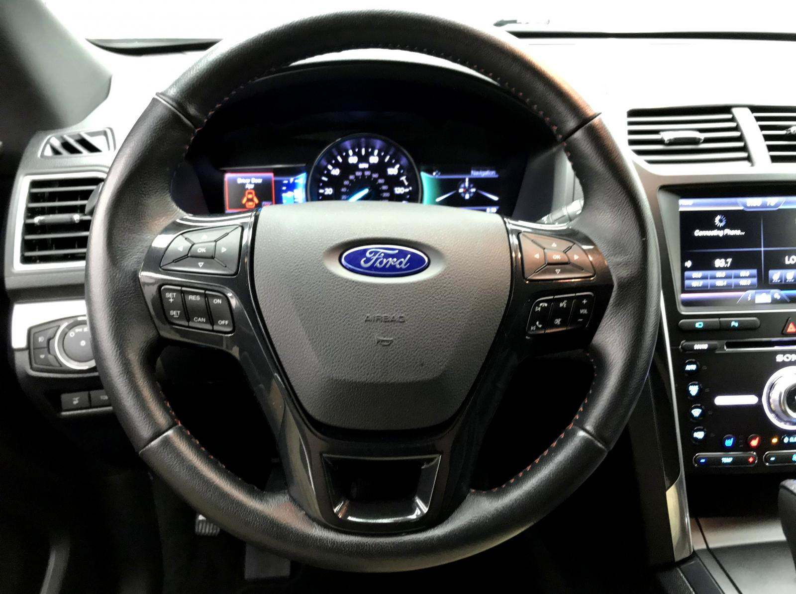 used Ford Explorer 2016 vin: 1FM5K8GT2GGC85005