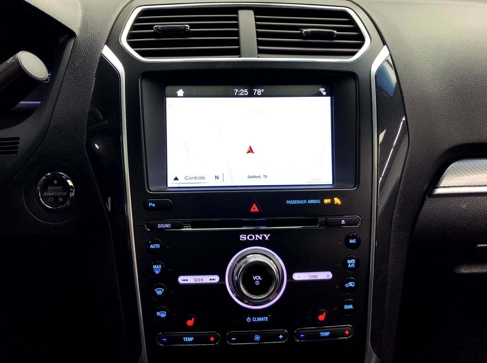 used Ford Explorer 2017 vin: 1FM5K8GT5HGA45447