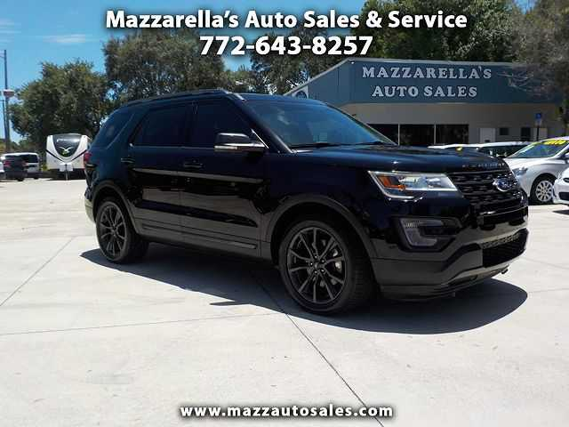 Ford Explorer 2017 $20900.00 incacar.com
