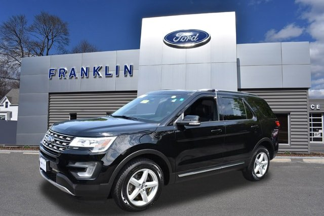 Ford Explorer 2017 $29478.00 incacar.com