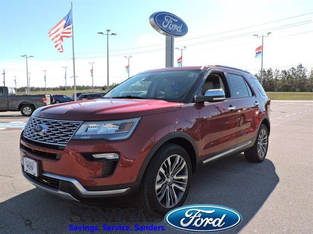 Ford Explorer 2018 $44900.00 incacar.com