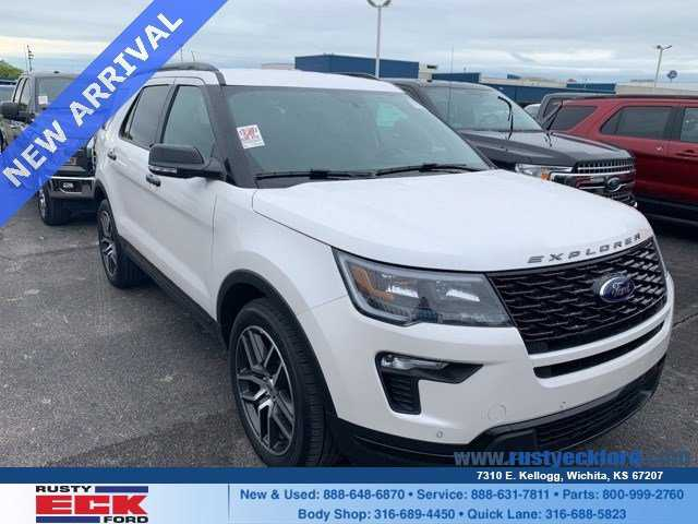 Ford Explorer 2018 $37474.00 incacar.com