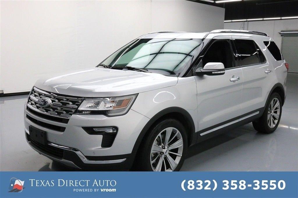 Ford Explorer 2018 $33630.00 incacar.com