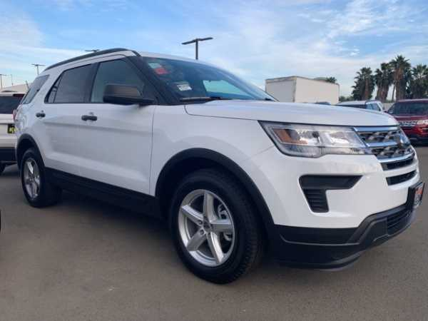 Ford Explorer 2018 $27749.00 incacar.com
