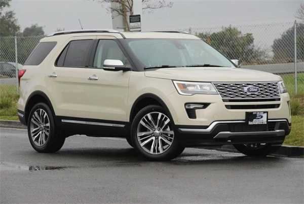 Ford Explorer 2018 $51775.00 incacar.com