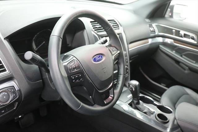 used Ford Explorer 2019 vin: 1FM5K7F85KGB11378