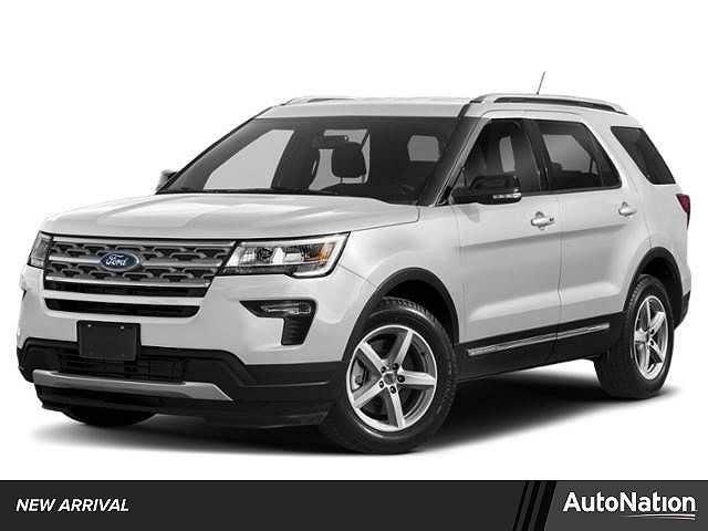 Ford Explorer 2019 $29891.00 incacar.com