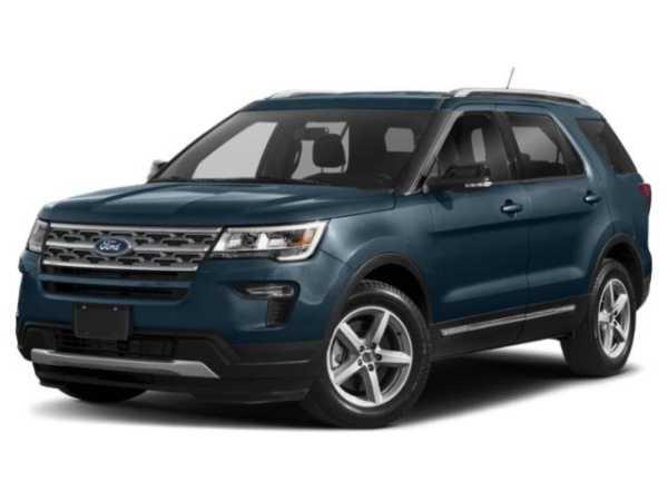 Ford Explorer 2019 $51235.00 incacar.com