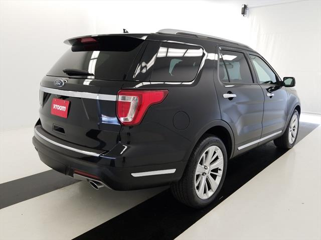 used Ford Explorer 2019 vin: 1FM5K7F87KGB11186