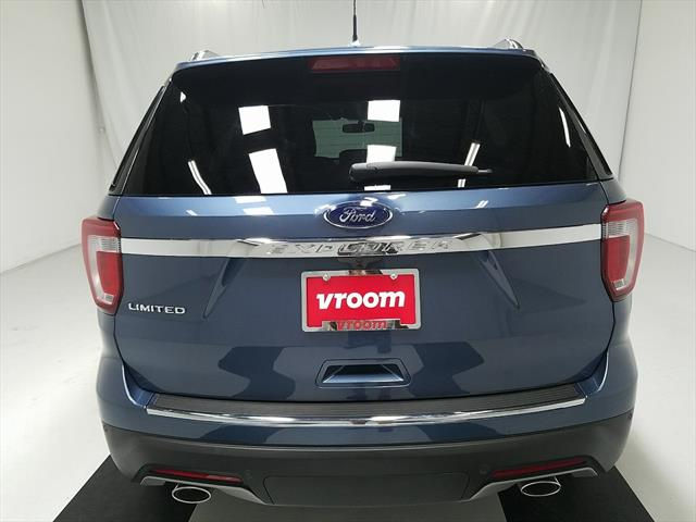 used Ford Explorer 2019 vin: 1FM5K7F81KGB10759