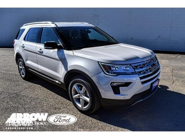 Ford Explorer 2019 $40355.00 incacar.com