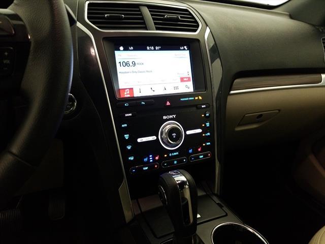 used Ford Explorer 2019 vin: 1FM5K7F82KGB13881
