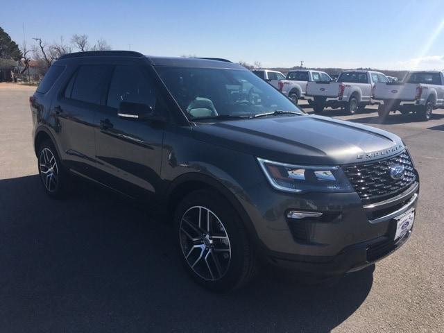 Ford Explorer 2019 $51496.00 incacar.com