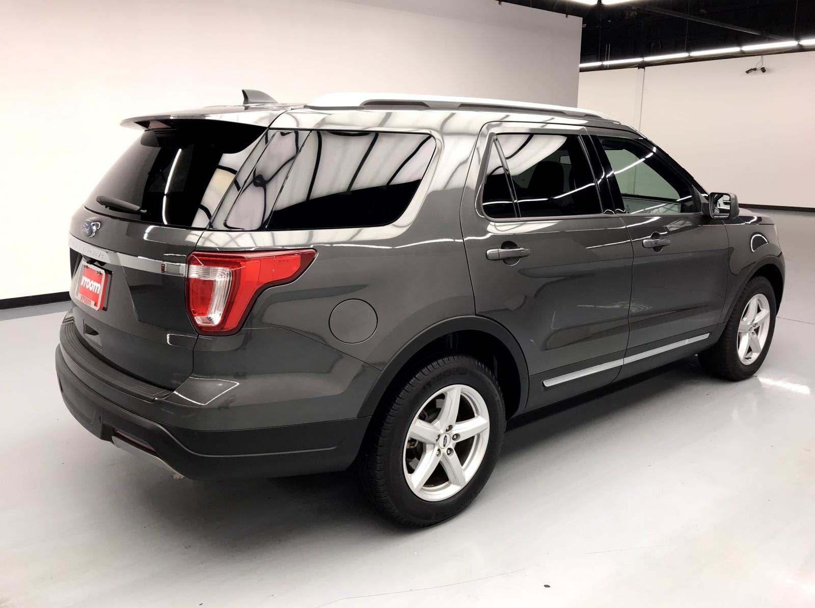 used Ford Explorer 2019 vin: 1FM5K7D81KGA04668