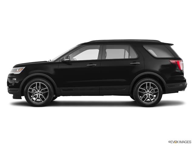Ford Explorer 2019 $54105.00 incacar.com