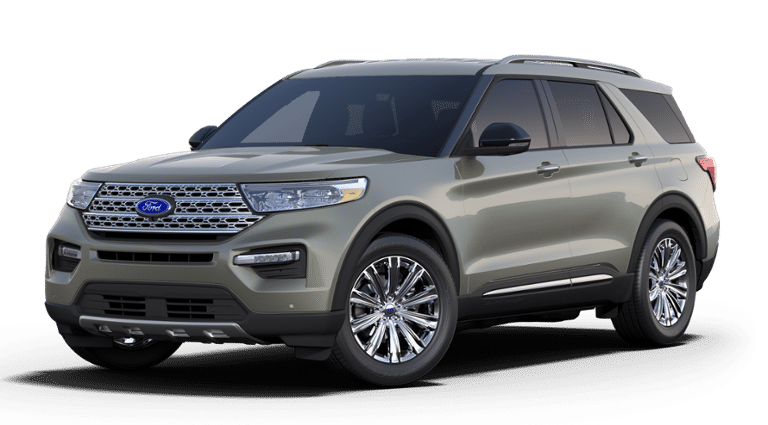Ford Explorer 2020 $49820.00 incacar.com
