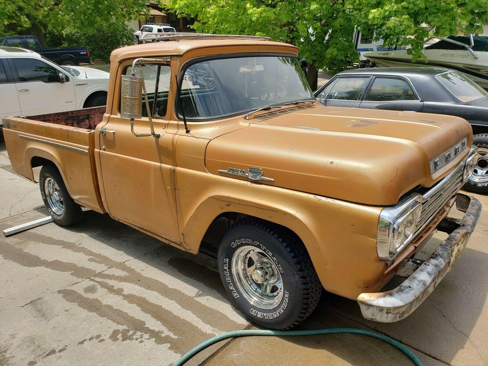 Ford F-100 1958 $8000.00 incacar.com