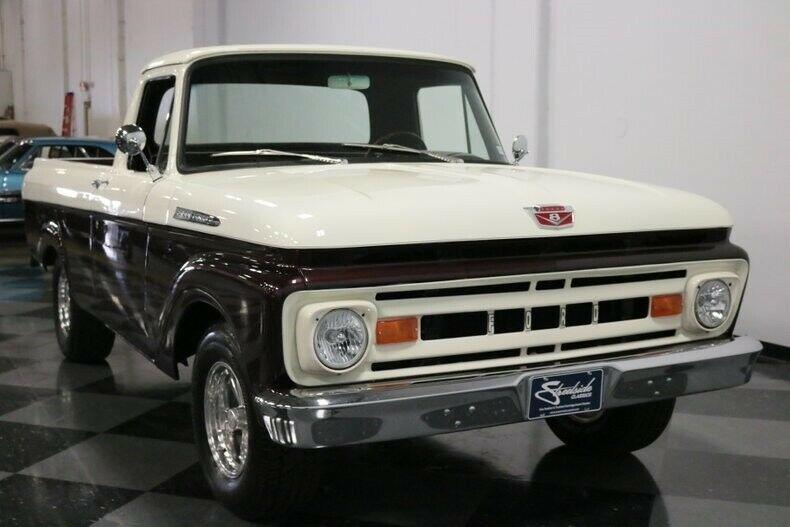 Ford F-100 1961 $8100.00 incacar.com