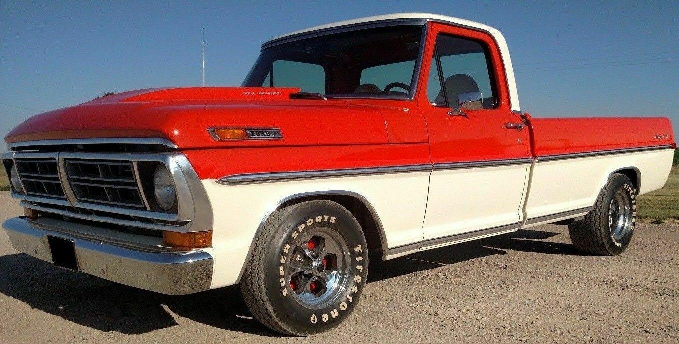 Ford F-100 1972 $31499.00 incacar.com