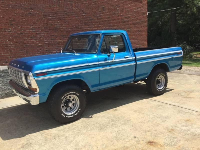 Ford F-150 1979 $18500.00 incacar.com