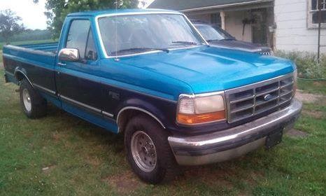 Ford F-150 1993 $1350.00 incacar.com