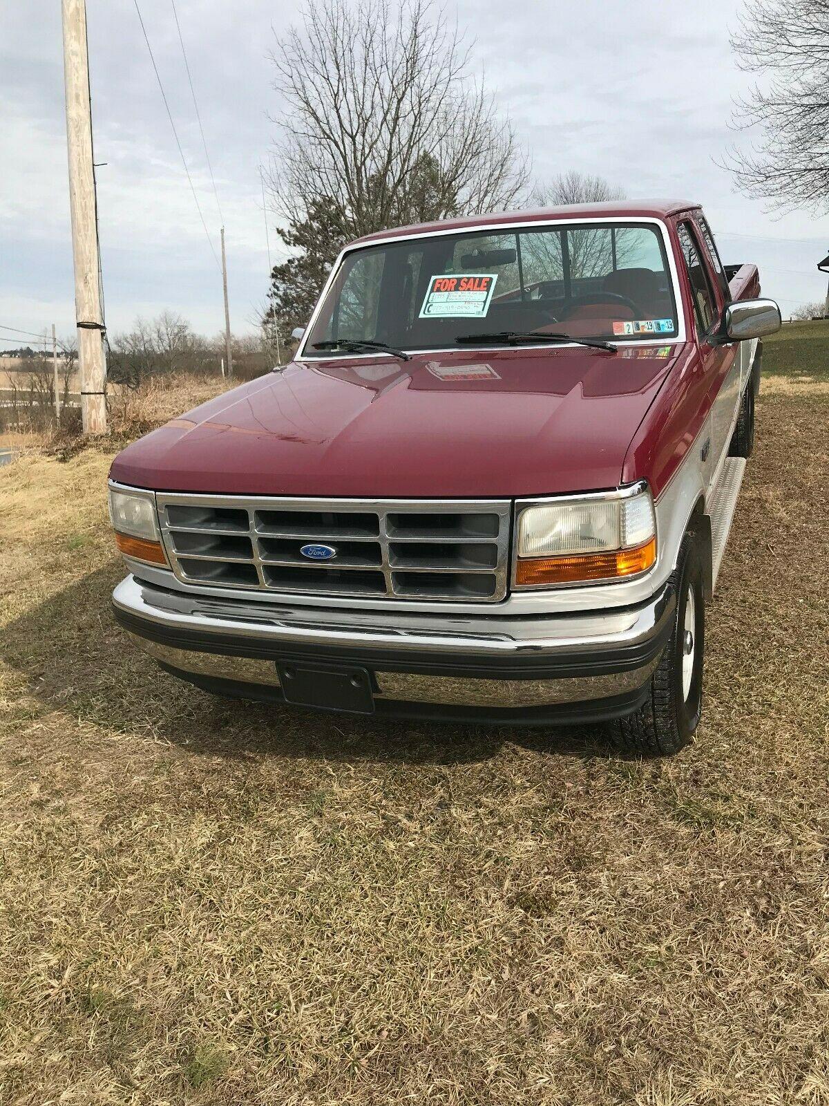 Ford F-150 1993 $10500.00 incacar.com