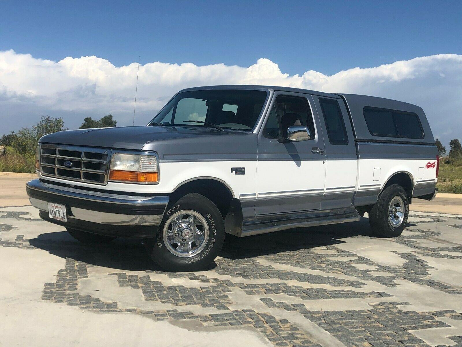 Ford F-150 1995 $9998.00 incacar.com