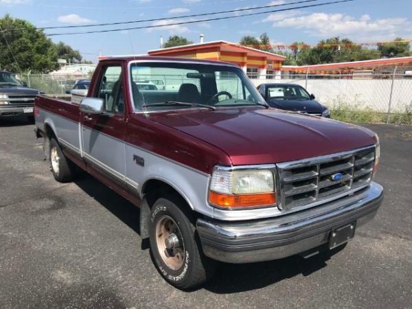Ford F-150 1996 $3900.00 incacar.com