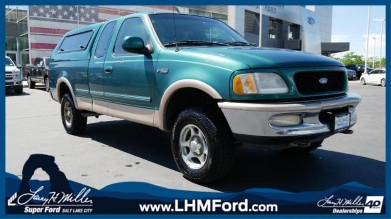 Ford F-150 1997 $4826.00 incacar.com