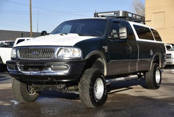 Ford F-150 1997 $3477.00 incacar.com