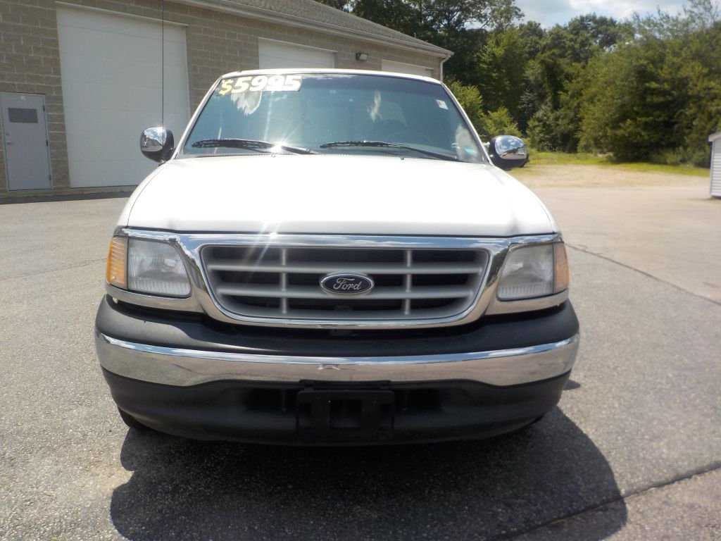 used Ford F-150 1999 vin: 1FTZX1720XNA77044